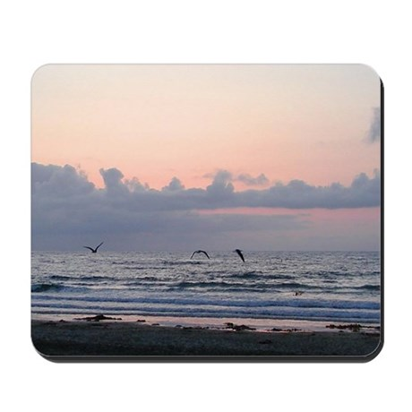 Seascape Mousepad