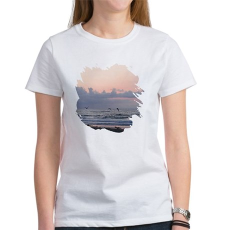 Seascape Women's T-Shirt
