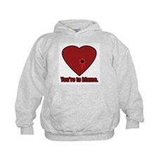 Shot Through the Heart Hoodie