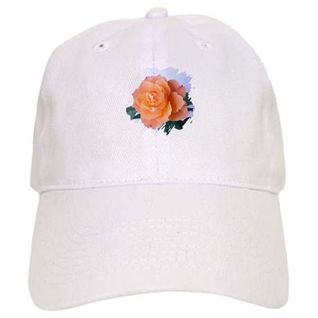Orange Rose Cap