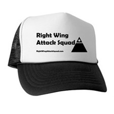 Right Wing Attack Squad Shoulders (Bla Trucker Hat