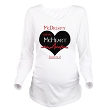 McDreamy Long Sleeve Maternity T-Shirt