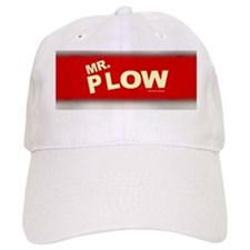 Mr Plow Baseball Cap