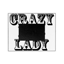 Crazy Dog Lady 2 Picture Frame