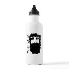 monstrauss__std_lg_bla Water Bottle