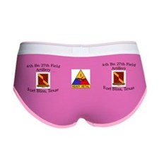 4th Bn 27th FA Mug2 Women's Boy Brief