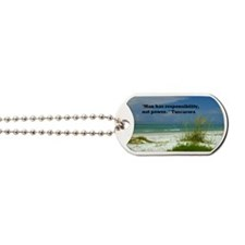Man has responsibility2.75 Dog Tags