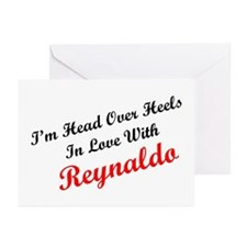 In Love with Reynaldo Greeting Cards (Pk of 10