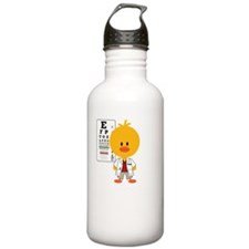 OptometryChickDkT Water Bottle