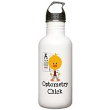 OptometryChick Water Bottle