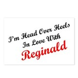 In Love with Reginald Postcards (Package of 8)