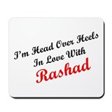 In Love with Rashad Mousepad