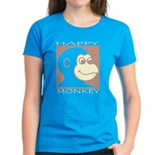 Happy Monkey Tee