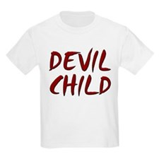 Kids T-Shirt Devil child