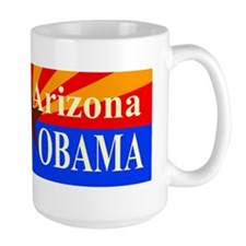 Arizona Deport Obama Coffee Mug