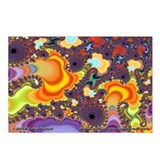 Fractal S~03 Postcards (8 Pack)