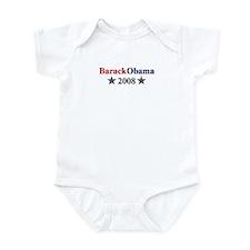 ::: Barack Obama - Simple ::: Infant Bodysuit