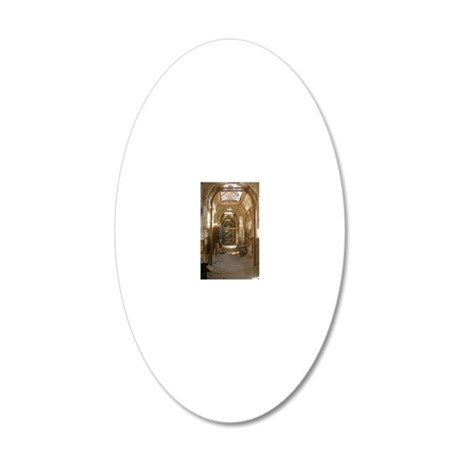 P5240069 20x12 Oval Wall Decal