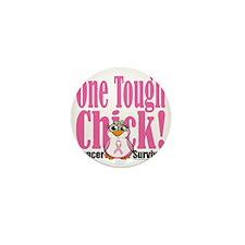 BC-One-Tough-Chick Mini Button