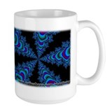 Fractal S~08 15oz. Coffee Mug