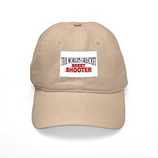 """""""The World's Greatest Skeet Shooter"""" Baseball Cap"""