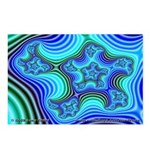 Fractal S~11 Postcards (8 Pack)