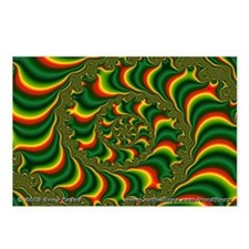 Fractal S~13 Postcards (8 Pack)