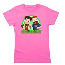 Special_Delivery_Puppets_01 Girl's Tee