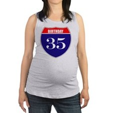 is35birth Maternity Tank Top