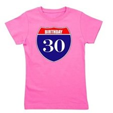 is30birth Girl's Tee