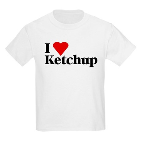 I love ketchup Kids T-Shirt