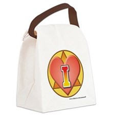 I-love-aa-2web Canvas Lunch Bag