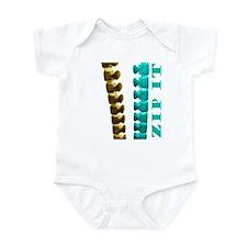 Just Zip It Infant Bodysuit
