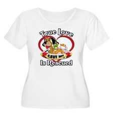 Rescued-Love- T-Shirt
