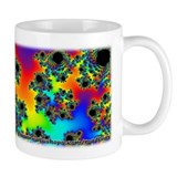 Fractal R~10 11oz. Coffee Mug