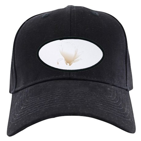 White Lily Black Cap