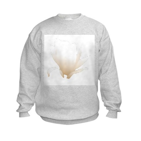 White Lily Kids Sweatshirt