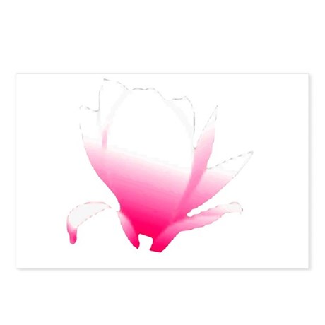 Pink Blossum Postcards (Package of 8)
