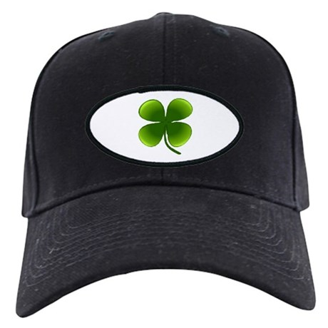 Shamrock Black Cap