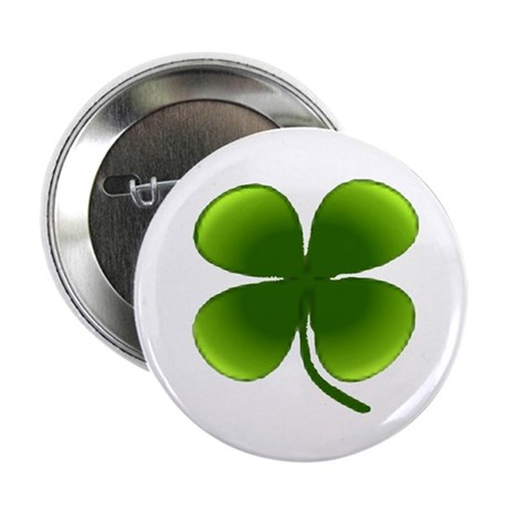 "Shamrock 2.25"" Button (100 pack)"