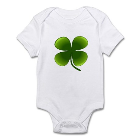Shamrock Infant Bodysuit