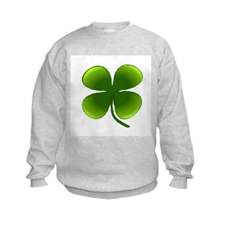 Shamrock Kids Sweatshirt