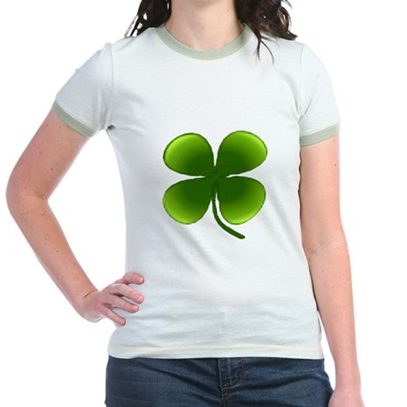 Shamrock Jr. Ringer T-Shirt