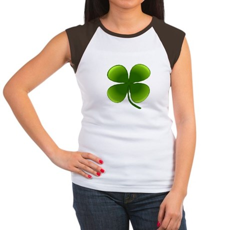 Shamrock Women's Cap Sleeve T-Shirt