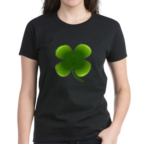 Shamrock Women's Dark T-Shirt