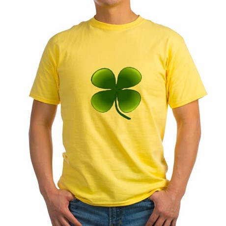 Shamrock Yellow T-Shirt