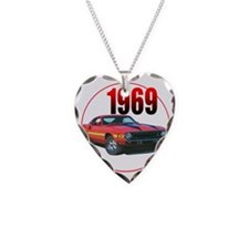 69GT500-C3trans Necklace