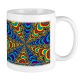 Fractal C~19 11oz. Coffee Mug