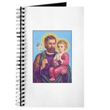 St. Joseph with Jesus Journal