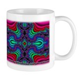 Fractal FS~04 11oz. Coffee Mug